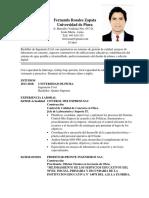 Rosales Zapata Fernando_CV