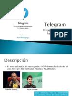 Presentacion Telegram
