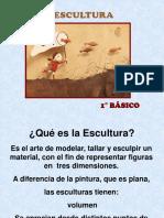LA ESCULTURA.ppt