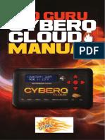 BBQGuru CyberQCloud Manual Rev09