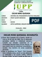 Diapositivas Oscar Miro Quesada