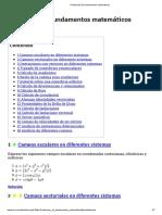 0 Fundamentos Matematicos