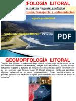 Geomorfología Litoral Costero