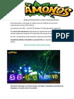 Paquete Selvamonos 2019- 28,29 y 30 de Junio