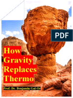 How Gravity Replaces Thermo