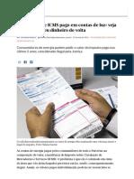 Restituição de ICMS Pago Em Contas de Luz_ Veja Como Pedir Seu Dinheiro de Volta - Seu Direito _ Seu Direito - Diário Do Nordeste