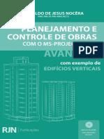 100373606 Planejamento e Controle de Obras Com MS Project 2010 Avancado