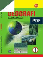 Kelas 1 Geografi Danang Endarto