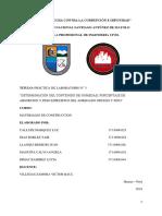 La Redaccion de Parrafos