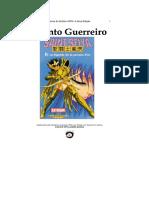 RPG - eBook - Cavaleiros Do Zodíaco - O Santo Guerreiro