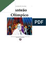 RPG - eBook - Cavaleiros Do Zodíaco - Panteão Olímpico