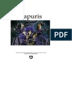 RPG - eBook - Cavaleiros Do Zodíaco - Sapuris