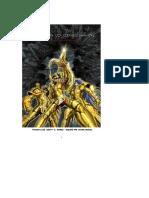 RPG - eBook - Cavaleiros Do Zodíaco 2ª Edição