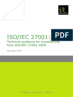 27001 2013 Technical Guidance