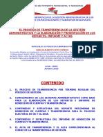 ponencia transferencia
