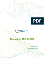 Software RAYEN -Manual Box
