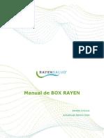 Software RAYEN -Manual Box