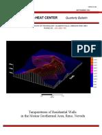 September 2001 Geo-Heat Center Quarterly Bulletin
