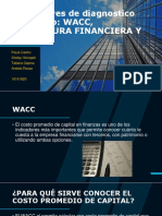 Indicadores de Diagnostico Financiero - Air Onepiece