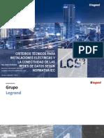 Redes de Datos Según Normativa IEC - AEP Mayo 2019