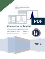 Informe Procesamiento Digital de Señales