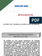 INFORMATIVO CREDITOS ICETEX