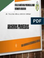 Arc.proveids