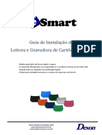 Guia de Instalacao E-Smart - Windows