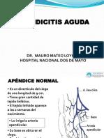 Tema 40; Apendicitis Aguda Dr Mateo Plus Medic A