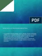 Derecho p Industrial