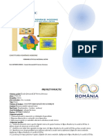 Proiect Didactic Marea Unire