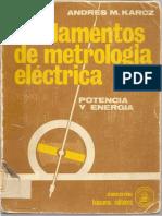 Libro sobre electricidad