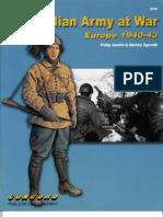 TheItalianArmyAtWar-Europe1940-43