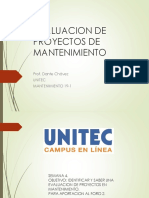 Evaluacion de proyectos de mantenimiento.pptx