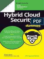 HPE Cloud Security