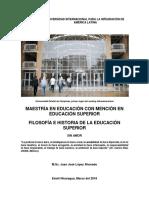 Modulo III Filosofia e Historia de la ES.docx