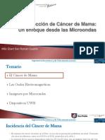 Charla Deteccion del cancer de Mama Estudio desde las microondas.pptx