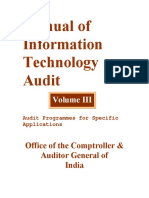 it audit vol 3