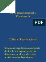 Clima Organizacional y Convivencia