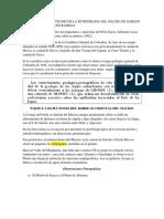 Resumen Petrografia Macizo de Garzon (Huila)