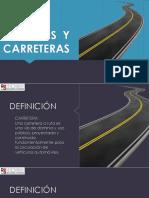 Caminos y Carreteras