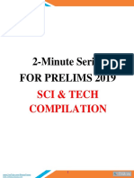 2 Minute Series - Sci _ Tech Compilation
