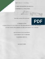 Gesami_Health Care Financing In Kenya An Empirical Analysis.pdf