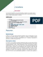 Esferocitosis-hereditaria