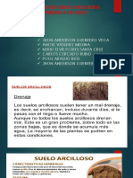 DRENAJE DE SUELOS ARCILLADOS 1.pptx