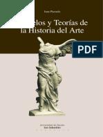 plazaola, j. - modelos y teorías de la historia del arte