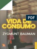Bauman, z. - Vida de Consumo