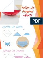 Taller de Origami Infantil