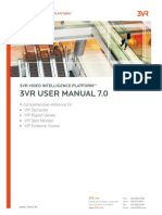 3vr User Manual
