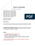 Tms Decoder Ecutechnology
